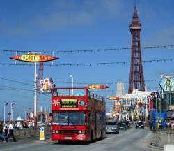 Cheap tickets for City Sightseeing Tours in Blackpool