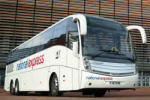 Coach to Blackpool