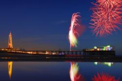Blackpool Fireworks - Free Attraction