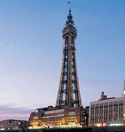 Discount Blackpool Tower & Circus Tickets